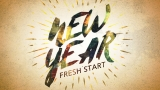 New Year Fresh Start Still 1