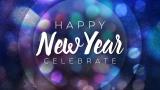 Merry Midnight New Year Still