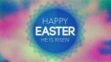 Vibrant Easter Risen Still