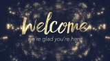 Divine Radiance Welcome Still