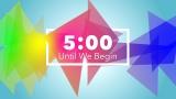 Over The Rainbow Countdown