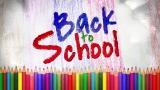 Color Pencils School Still