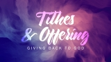 Consecrated Spirit Tithing Still