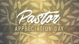 Seasonal Display Pastor Appreciation Motion