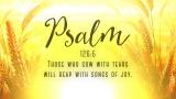 Harvest Sowing Psalm Still