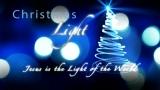 Christmas Light - Jesus is the Light of the World