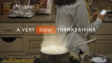 A Very Social Thanksgiving