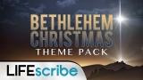 Bethlehem Christmas Theme Pack  [LS]