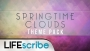 Springtime Clouds Theme Pack [LS]