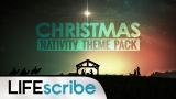 Christmas Nativity Theme Pack [LS]
