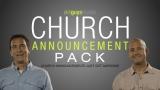 Church Announcements Pack