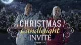 Christmas Candlelight Invite