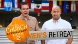 Church Announcement 2: Men's Retreat