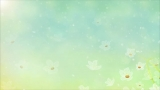Spring motion background