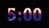 Five Minute Countdown 2