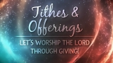 Tithes and Offerings Motion 3