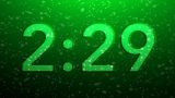 Green Snow Countdown