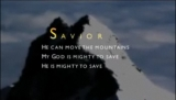 Mighty To Save iWORSHIP VideoTrax