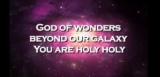 God of Wonders iWorship Trax