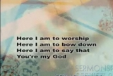 Here I Am To Worship iWorship Flexx