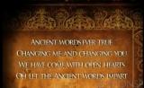 Ancient Words iWORSHIP VideoTrax