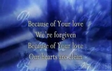 Because of Your Love iWorship VideoTrax