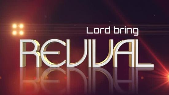Lord Bring Revival Ibridgemedia Sermonspice