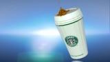 Coffee Cup Splash