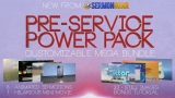 Pre-Service Power Pack