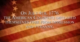4th of July - Cornerstone of Freedom