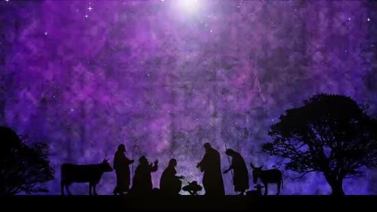 Nativity Background   ...