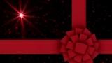 Red Christmas Package Loop