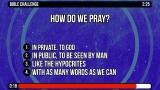 Sermon on the Mount 2 - Matthew 5:31-6:24
