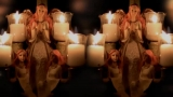 Angels By Candlelight Looping Background