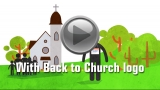 Our Church Welcomes You BTCS Logo