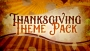 Thanksgiving Theme Pack