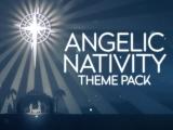 Angelic Nativity Theme Pack