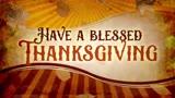Thanksgiving Goodbye
