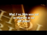 Cell Phone vs. Bible