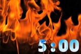 Holy Spirit Fire Countdown