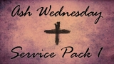 Ash Wednesday Service Pack 1