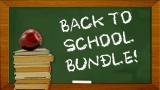 BACK TO SCHOOL BUNDLE 1