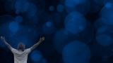 Bokeh Worship Background 1