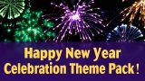 Happy New Year Celebration Theme Pack!
