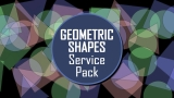 GEOMETRIC SHAPES SERVICE PACK