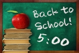 Back To School Countdown 1