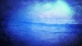 Summer Ocean Waves Background
