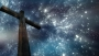 Cross and Cosmos Background 1