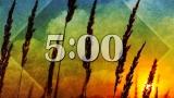 Autumn Harvest Countdown 1