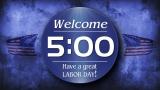 Labor Day Countdown 2